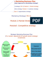 marketin stratergy