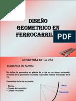 diseño geome via ferrea