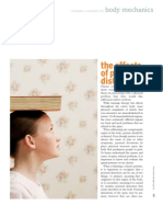 The Effects of Postural Distortions (1)