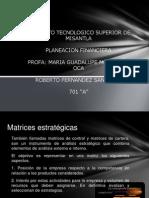 matrices estrategicas y 5 fuerzas de porter.pptx