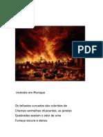 Incêndio em Munique