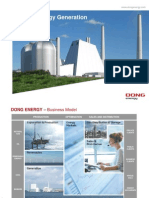 Dong Energy Generation