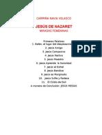 navia, carmiña -  jesus de nazaret, miradas femeninas