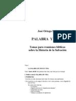Ortega, Jose - Palabra y Vida