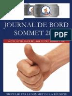 JOURNAL_DE_BORD Le Sommet de La Reussite