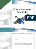 Comunicaciones-Satelitales