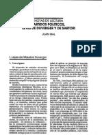 Partidos Politicos leyes de Duverger y Sartori - Juan Rial