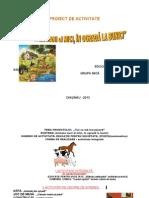 Proiect Ecologie Gr.mica