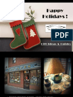 The Junction BIA Holiday Gift Guide 2013