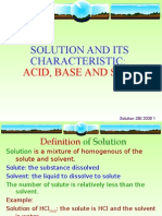 Chemistry:Solution 1
