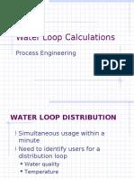 WaterLoopCalcs