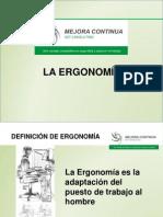 Ergonomia Industria