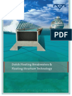 FDN - Dutch Floating Breakwaters