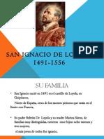 Listo San Ignacio de Loyola