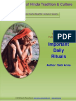Kanchi Periva Forum - eBook on Important Daily Rituals