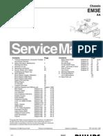 Philips EM3E Service Manual
