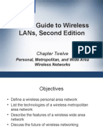 CWNA Guide to Wireless LAN's Second Edition - Chapter 12
