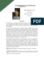 Articulo Cientifico La Encuesta Autora Evelin Chuquispuma Lizarbe