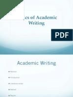 BasicsAcademicWriting