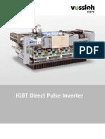 IGBT Direkt Pulsumrichter 670 E