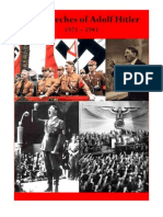Speeches of Adolf Hitler