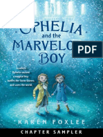 Ophelia and the Marvelous Boy by Karen Foxlee | Chapter Sampler