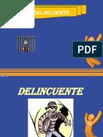 El Delincuente - Criminologia