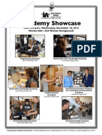 2013 SBUSD Academy Showcase Dec. 18