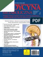 Medycyna Metaboliczna - 2013, tom XVII, nr 4