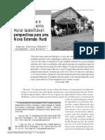 Agroecologia e Desesenvolvimento