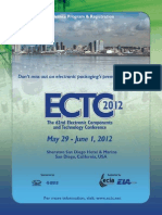 62nd ECTC Advance Program
