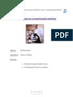 Metodo de La Investigacion Cientifica Monografia