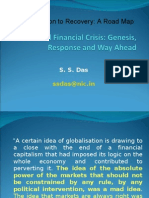 Financial Crisis PPT FMS 1