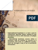Internatinal Business