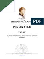 Isis Sin Velo 2