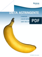 dieta astringente definicion pdf