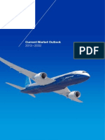 Boeing Current Market Outlook 2013