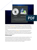 Instalacion Con Anaconda y Fedora 19