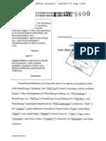 Gavin-Solmonese LLC Et Al v. D'Arnaud-Taylor Et Al Doc 1 Filed 11 Sep 13