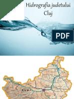 Hidrografia Judetului Cluj