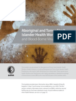 Aboriginal and Torres Strait Islander Health Workers and Blood-Borne Viruses