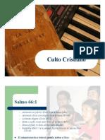 Musica en el Culto Cristiano BREVE