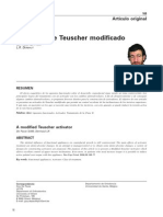 Activador de Teuscher Modificado