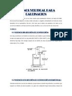 Hornos Vertical Para Calcinacion
