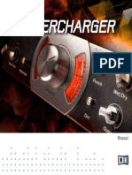 Supercharger Manual