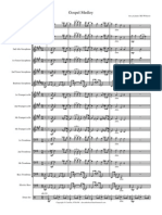 Gospel Medley - Score