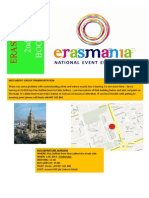 2nd Info Booklet Erasmania