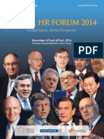About Global Human Resources Forum