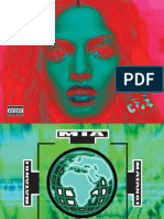 Digital Booklet - Matangi