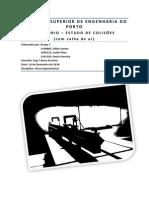 Relatório - Estudo de Colisões